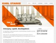 Bild Starke Karl GmbH & Co. KG Abschleppdienst