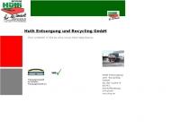 Bild Huth Entsorgung und Recycling GmbH