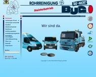 Bild BUG Rohrreinigung GmbH