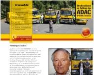 Website Grüneschild Josef Abschleppdienst