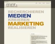 Bild Webseite Presse Verlagsgesellschaft für Zeitschriften und neue Medien Frankfurt