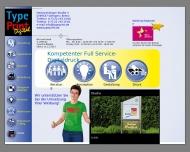 Bild Type Print Digital Druck und Gestaltung
