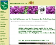 Teckelklub Neuss e.V. Mitglied im Deutschen Teckelklub 1888 e.V. und im DTK-Landesverband Rheinland ...