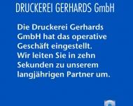 Bild Druckerei Gerhards GmbH