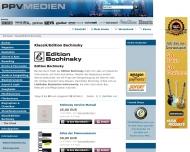 Bild Webseite PPV Medien Bergkirchen
