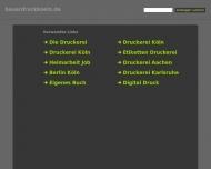 Bild Webseite Auto - Zeitung Redaktion Köln