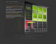 Bild Webseite Druckerei Strobach Frankfurt