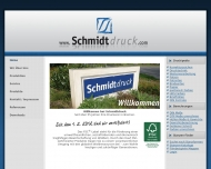 Bild Druckerei Schmidt GmbH