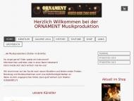 Bild Semmelhack Ornament Musikproduktion GmbH