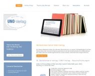 Bild UNO Verlag GmbH