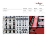 Website wg.design