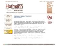 Elektro gebr Hofmann, N?rnberg