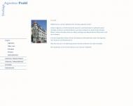 Bild Webseite Verlags München