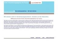 Bild Webseite Schretter Lilo München