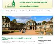 Website Gästeführer