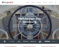 Bild designdeck, Agentur für Mediengestaltung und Realisation