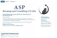 Bild ASP Vermittlung von Finanzdienstleistungen e. K.