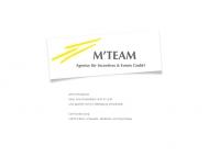 Bild M'Team Agentur für Incentives & Events GmbH