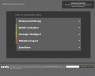 Bild ABF Entsorgung GmbH -Abfallbeseitigung, Aktenvernichtung