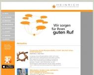 Bild HEINRICH GmbH Agentur für Kommunikation (GPRA)