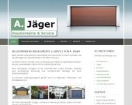 Bild Vertrieb und Vermittlung von Bauelementen Inh. Gabriela Jäger