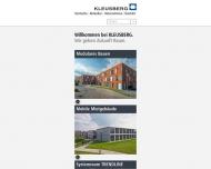 Bild Kleusberg GmbH & Co. KG