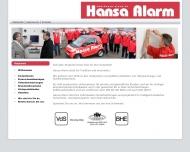 Bild Hansa Alarm