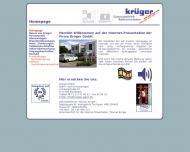 Bild Krüger GmbH Alarm- und Schutzanlagen