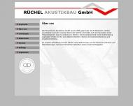 Bild Rüchel Akustikbau GmbH