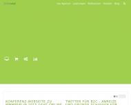 Bild Webseite JFG ALarmanlagen und Automatengravuren Berlin
