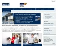 Bild Webseite Benzing Bavaria Zeitsysteme Zeitsysteme München