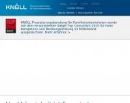 Bild KNÖLL Finanzierungsberatung für Familienunternehmen GmbH
