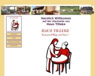 Bild Webseite  Oerlinghausen