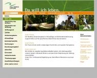 Website Paul-Riebeck-Stiftung zu Halle Seniorenheim