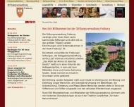 Bild Stiftungsverwaltung Freiburg