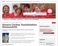 Bild Altenpflege Caritas Sozialstation St. Vinzenz