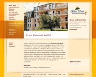 Bild Webseite Seniorenwohnpark Haus DEUL Aull