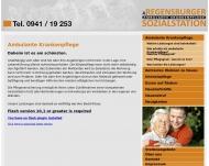 Bild Ambulante Krankenpflege Regensburger Sozialstation