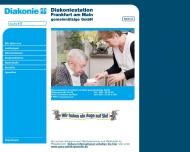 Bild Evangelische Hauskrankenpflege Diakoniestation Frankfurt am Main