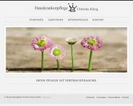 Bild Hauskrankenpflege König Christine GmbH
