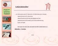 Bild Webseite Evangelische Behindertenhilfe Dresden und Umland g Dresden