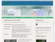 Website GECO-Geoconsult