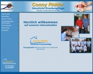 Bild Pflegeteam Conny Ridder häusliche Krankenpflege - GmbH