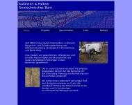 Website Kalbhenn u. Partner