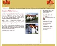 Website Hauskrankenpflege OETTEL