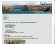 Bild Geo Consult Ingenieurges. mbH Bauingenieurbüro