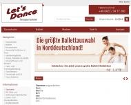 Bild Let´s Dance, Tanzsportartikel