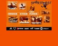 Bild Sporthaus Forst