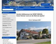 Bild Webseite  Kiefersfelden