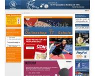 Bild Tischtennis- und Pokalservice Neumünster Inh. V. Erdogan Tischtennisbedarf